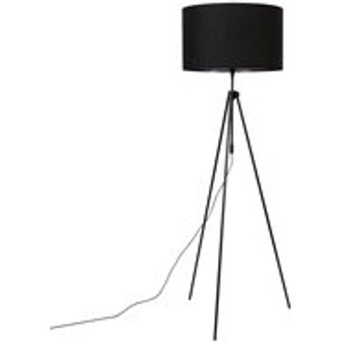 Zuiver Lesley Floor Lamp - Black