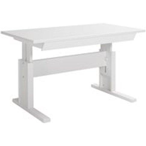 Lifetime Height Adjustable Desk With Drawer