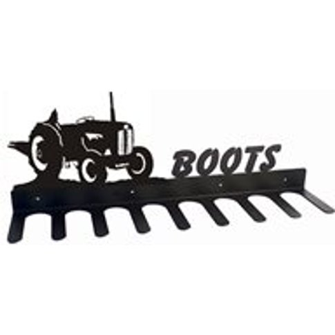 Boot Rack in Little Red Tractor Design - Large