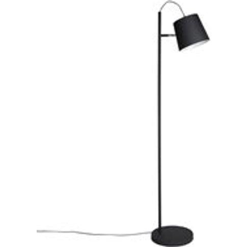 Zuiver Buckle Head Floor Lamp In Black