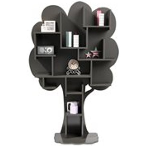 Mathy By Bols Louane Tree Bookcase - Mathy Beige Ivory