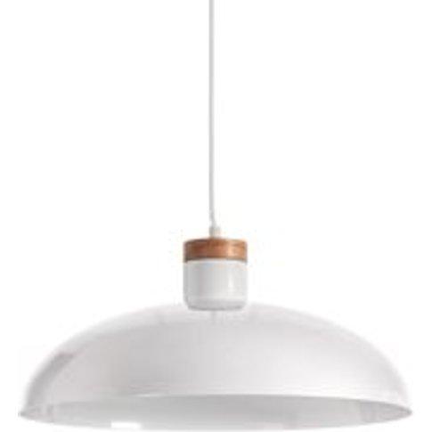 Margot Pendant Light In White