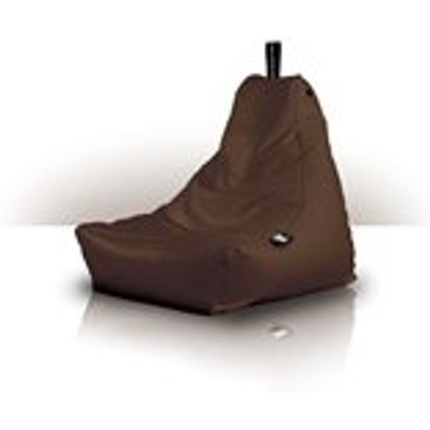 Extreme Lounging Mini Bean Bag In Brown
