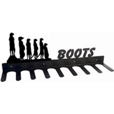 Boot Rack in Meerkat Design - Large
