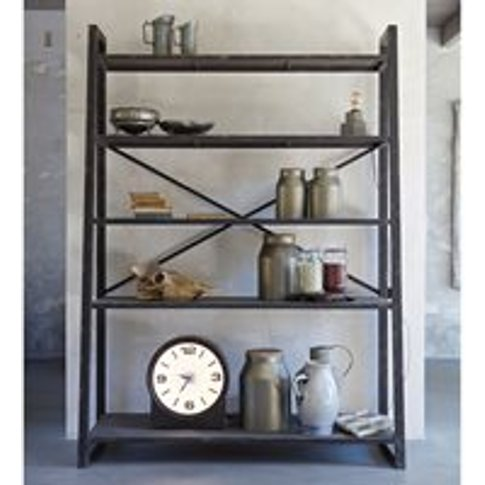 Splurge Metal Shelving Unit By Bepurehome