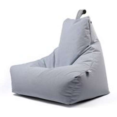 Extreme Lounging Mighty B Bean Bag In Pastel Blue