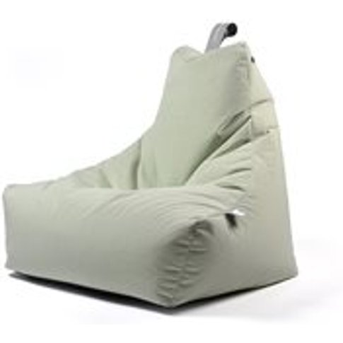 Extreme Lounging Mighty B Bean Bag In Pastel Green