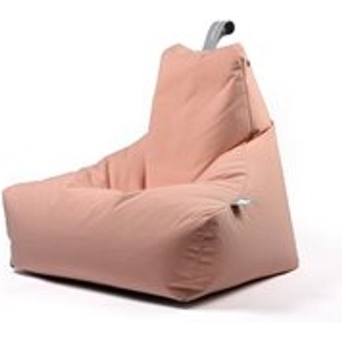 Extreme Lounging Mighty B Bean Bag in Pastel Orange