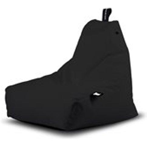 Extreme Lounging Mini B-Bag Outdoor Bean Bag In Black