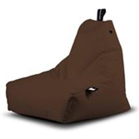 Extreme Lounging Mini B-Bag Outdoor Bean Bag In Brown