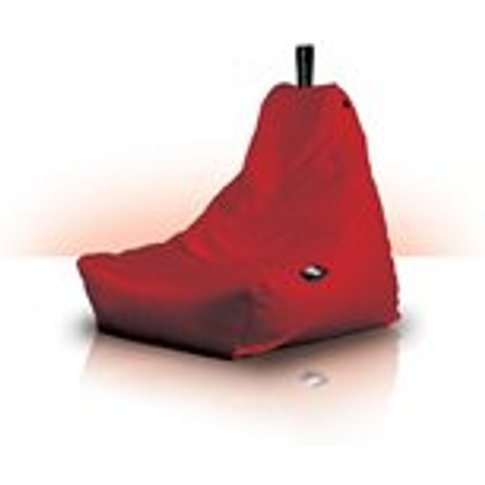 Extreme Lounging Mini Bean Bag In Red