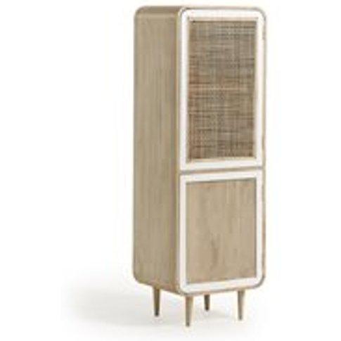 Gerald Mango Wood Cabinet With 2 Doors