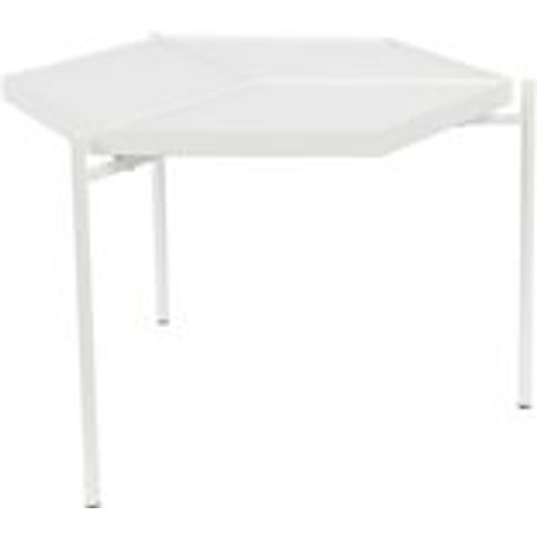 Zuiver Montell Coffee Table in White - Medium