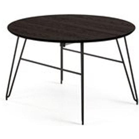 Norfort Round Extendable Dining Table
