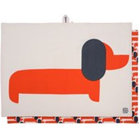 Orla Kiely Set of 2 Dachshund Tea Towels