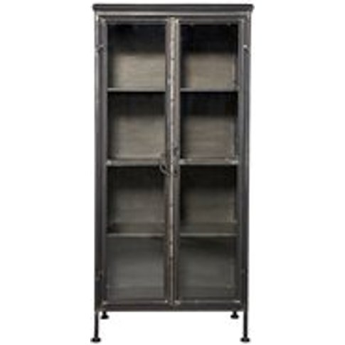 Puristic Metal Display Cabinet By Bepurehome - Secon...