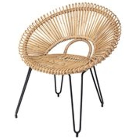 Bloomingville Rattan Lounge Chair