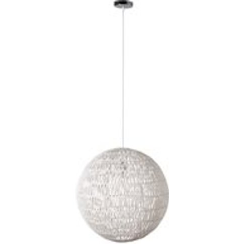 Zuiver Cable Ceiling Light In Twisted Paper - Large