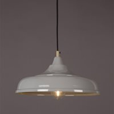 Dutchbone Sally Pendant Lamp - Grey