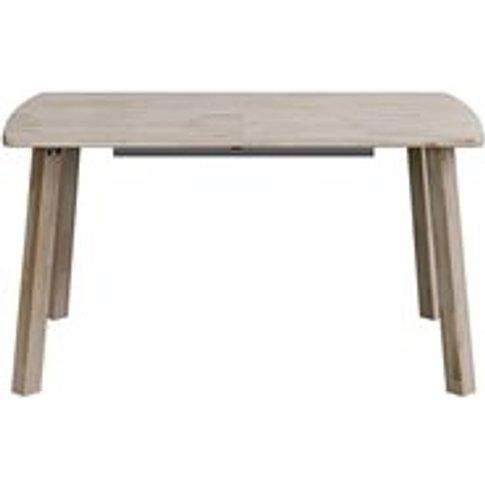 Lange Jan Extending Oak Dining Table From 1.4 To 2.2...