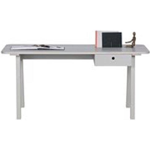 Sammie Desk By Woood - Graphite