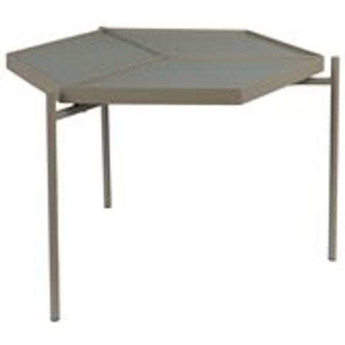 Zuiver Montell Coffee Table in Taupe - Large