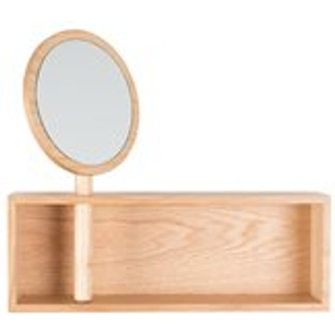 Zuiver Kandy Wall Shelf with Mirror