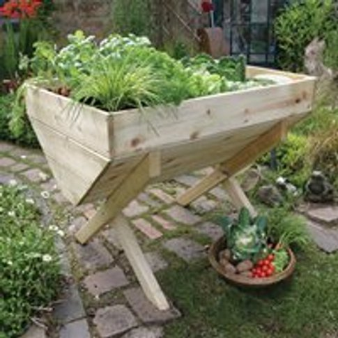 Vegetable Raised Bed 1m Planter