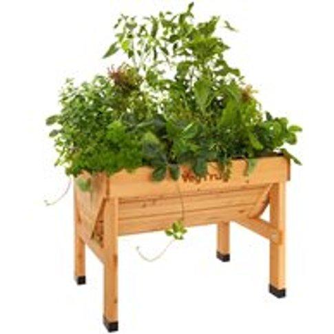Vegtrug Small Classic Planter - Grey Wash
