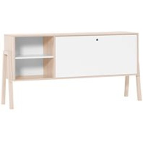 Vox Spot Buffet Cabinet with Shelves & Cupboard in A...