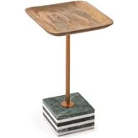 Lleyton Square Side Table