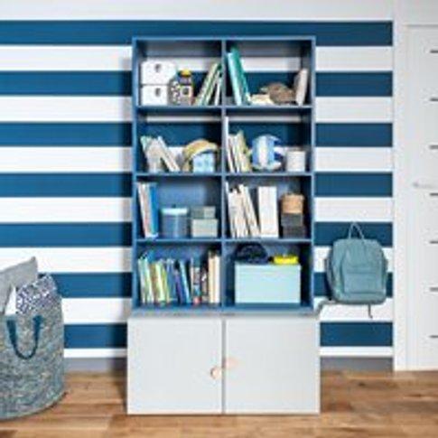 Vox Stige Modular Bookcase - Pistachio