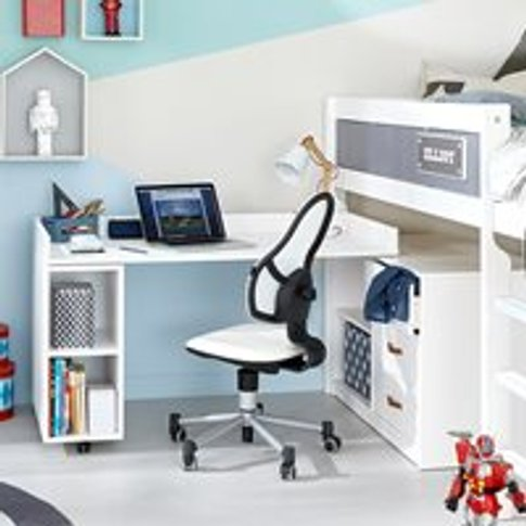 Lifetime Storage Cabinet with Turning Desk - Lifetim...