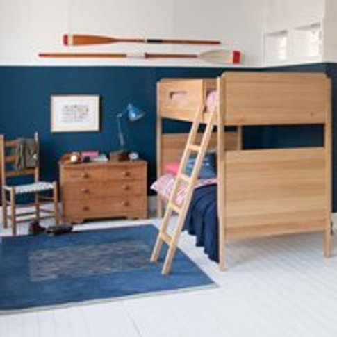 The Edit Oak Bunk Bed
