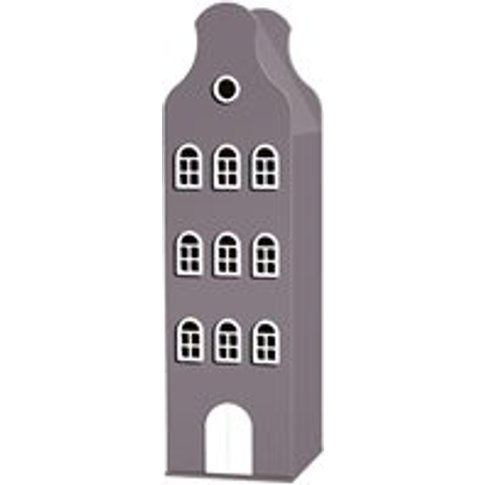Amsterdam Bell Gable Wardrobe In Pastel Colours - Pe...