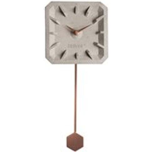 Zuiver Tiktak Time Clock - Black