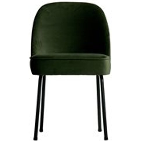 Vogue Velvet Dining Chair by BePureHome