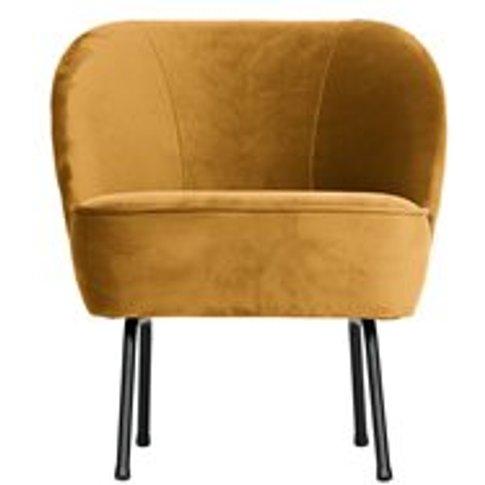 Vogue Velvet Armchair By Bepurehome - Onyx