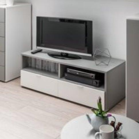 Vox Simple Small Tv Unit - Oak Effect