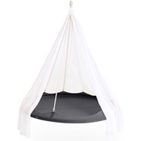Tiipii Hammock Bed in Charcoal Grey - 1.5m - Nomad