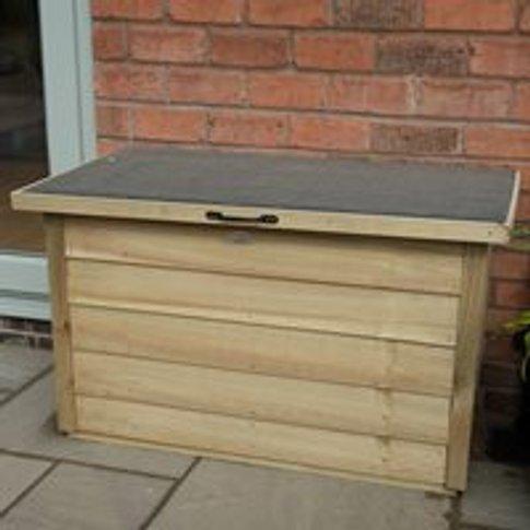 Forest Garden Pressure Treated Storage Box