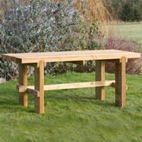 Kingsthorn Wooden Garden Table