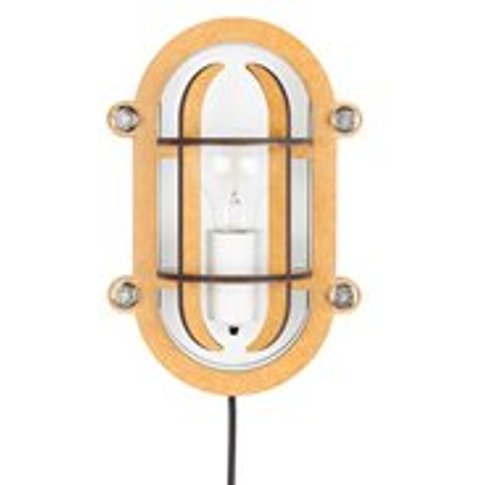 Zuiver Navigator Wall Light In White