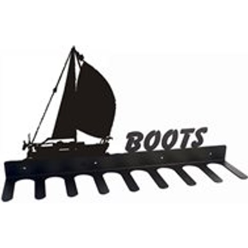 Boot Rack in Amber Sailing Yacht Design - Large