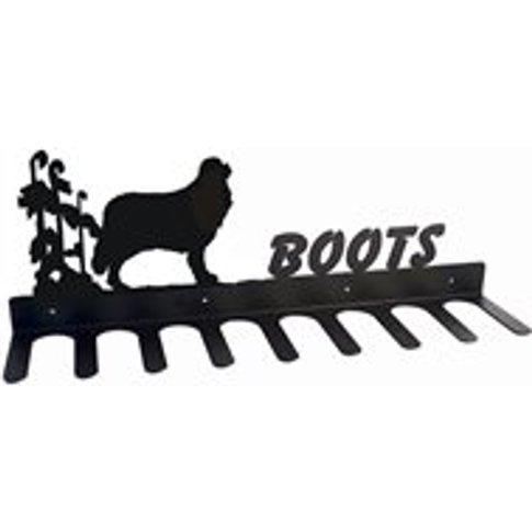 Boot Rack In Cavalier King Charles Spaniel Design - ...