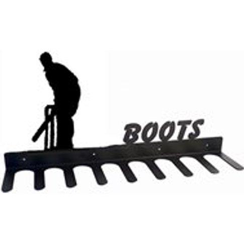 Boot Rack In Cricket Design - Medium