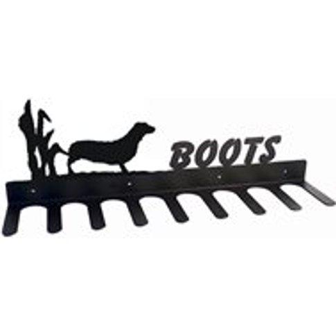 Boot Rack in Dachshund Design - Medium
