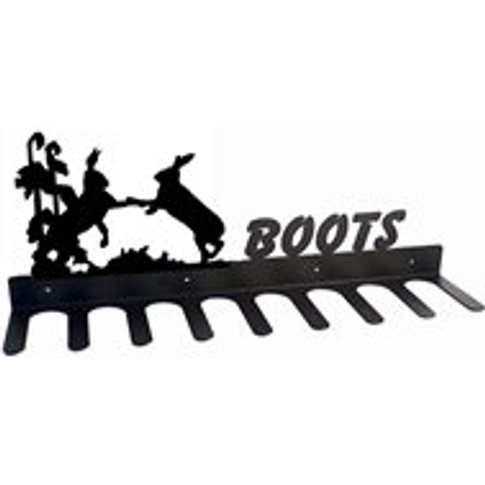 Boot Rack in Hare Design - Large