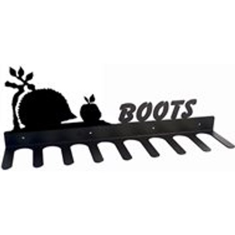 Boot Rack In Hedgehog Design - Large