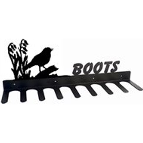 Boot Rack in Robin Design - Medium